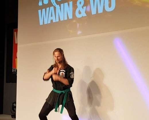 Kenpo Karateka Rico ist Mr. Vorarlberg 2019